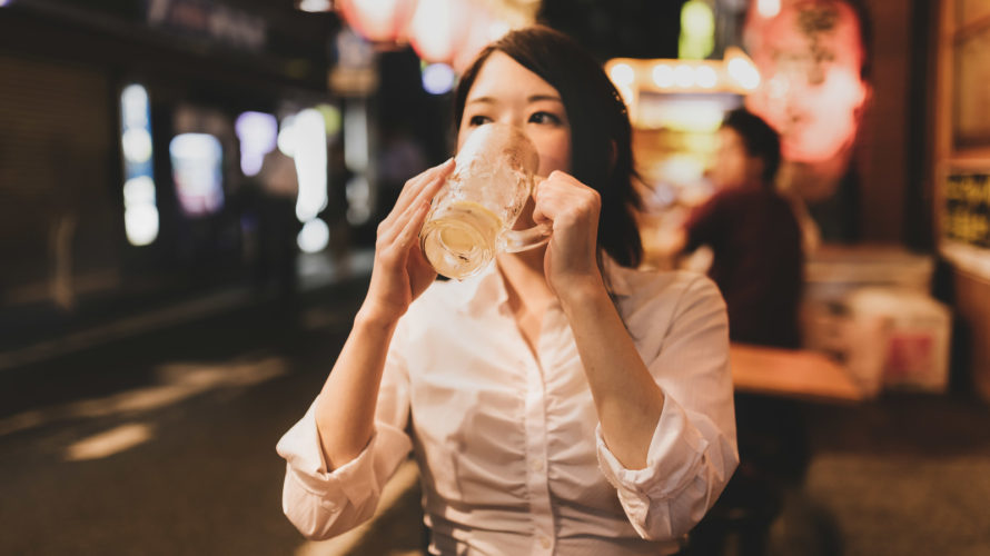 風邪気味の時、アルコール消毒って言ってお酒飲んじゃうだめなやつ。私です。